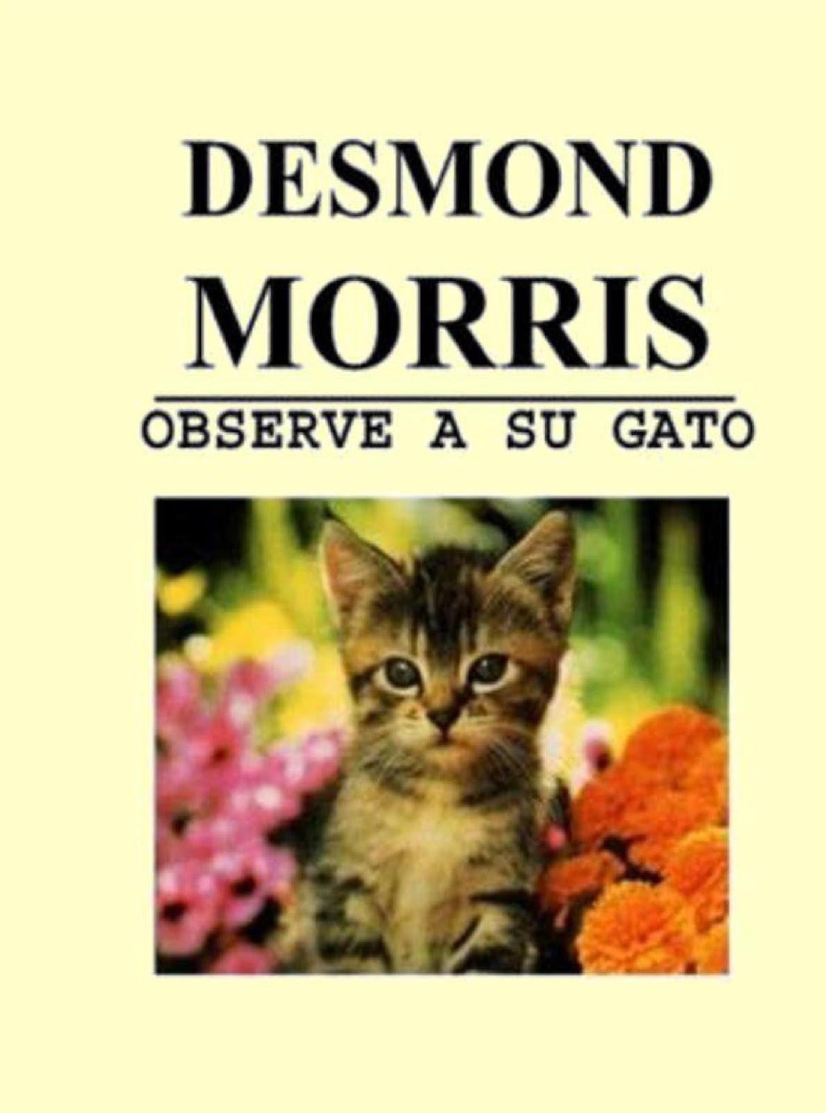 Observe a su gato – Desmond Morris | FreeLibros.Me