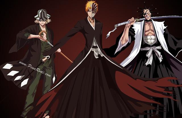 Inilah Karakter Dengan Kekuatan Zanpakutou Yang Mengangumkan!