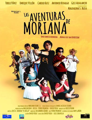 Ver Las aventuras de Moriana (2015) Online