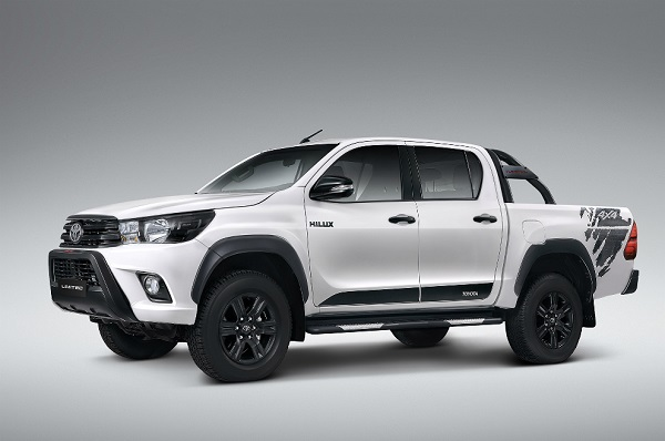 Ficha Técnica: Toyota Hilux Limited (2018)