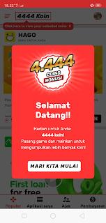 Cara Mendapatkan Dollar dari Aplikasi App Flame (Bonus 4.444 Koin)
