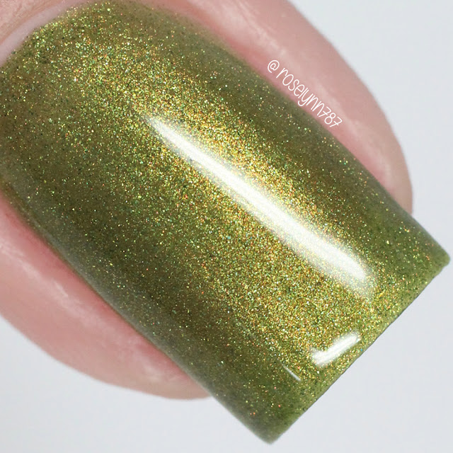 Sassy Pants Polish - Pythia