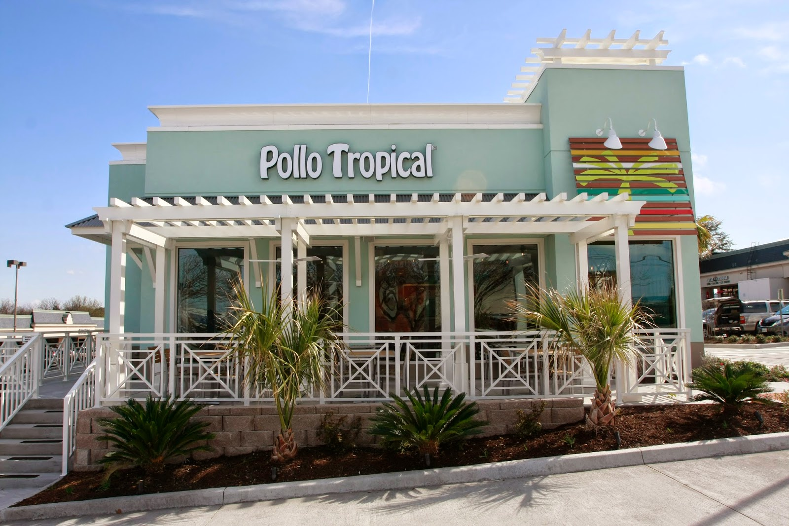 Pollo Tropical Grand Opening Celebration this Friday, Feb. 27  via www.productreviewmom.com