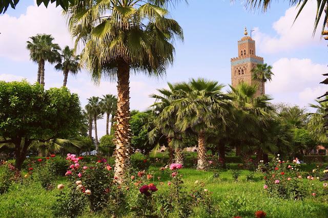 parc Lalla Hasna Marrakech