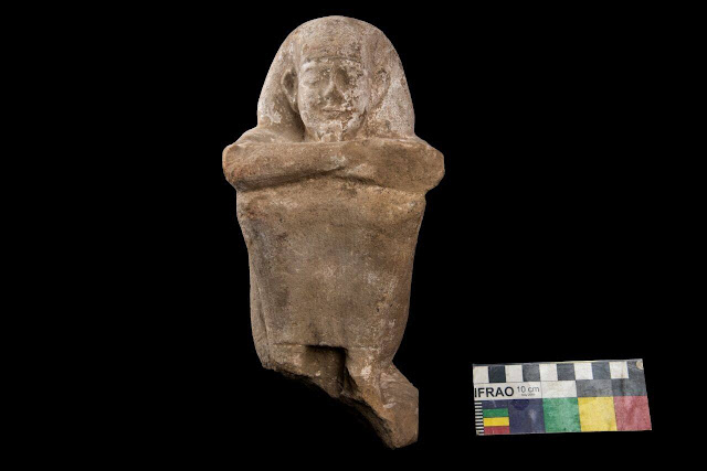 Archaeologists unveil two major discoveries in Upper Egypt's Tel Edfu and Kom Ombo