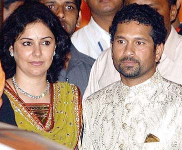sachin tendulkar wife anjali latest photos and imagesThe ... Sachin Tendulkar Wife