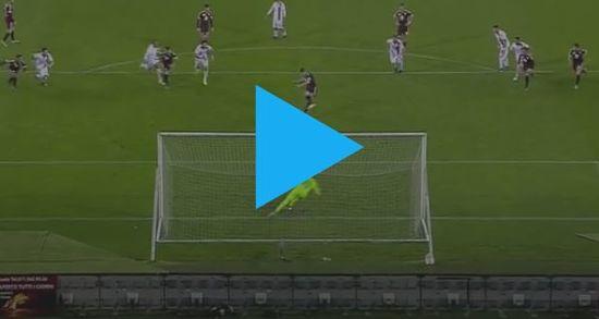 Torino Cagliari 5-1 HIGHLIGHTS