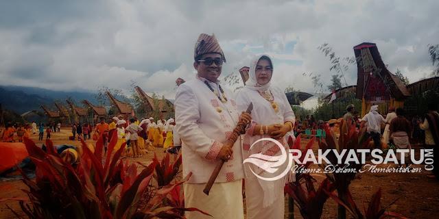 PJ Gubernur Sulsel, Sumarsono : Kalau  Ingin Melihat Indonesia, Datanglah ke Tana Toraja