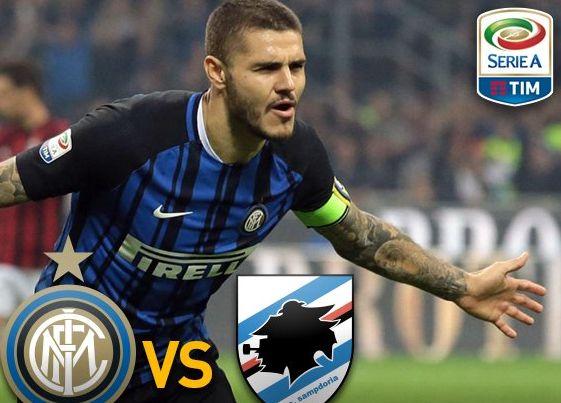 DIRETTA Calcio Inter Sampdoria Streaming Rojadirecta Cittadella Venezia Gratis. Partite da Vedere in TV. Domani Juve Spal e Genoa Napoli