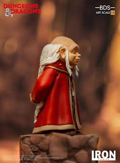 Dungeons and Dragons Cartoon Series Statues de Iron Studios
