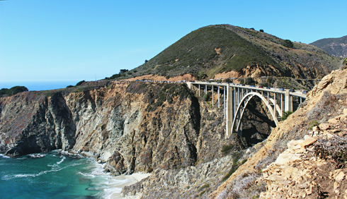 big sur pch california road trip