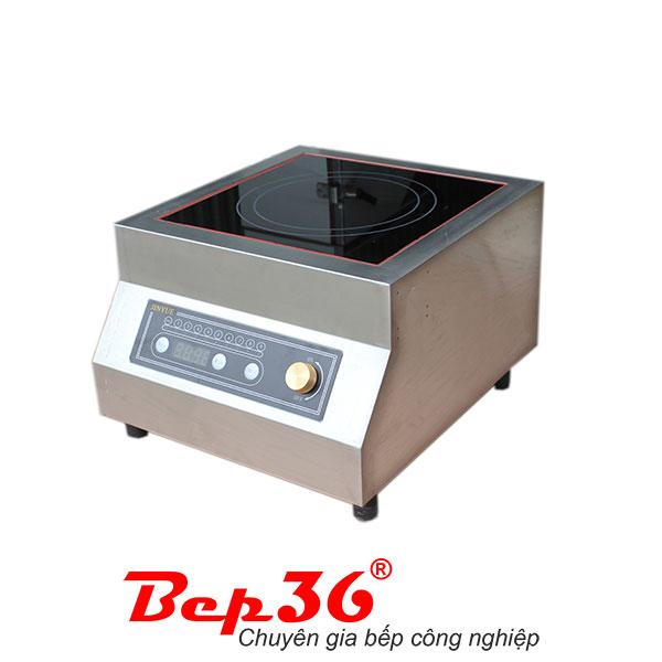Bếp từ công nghiệp đơn mặt phẳng BTDP3K tại Thanh Hóa