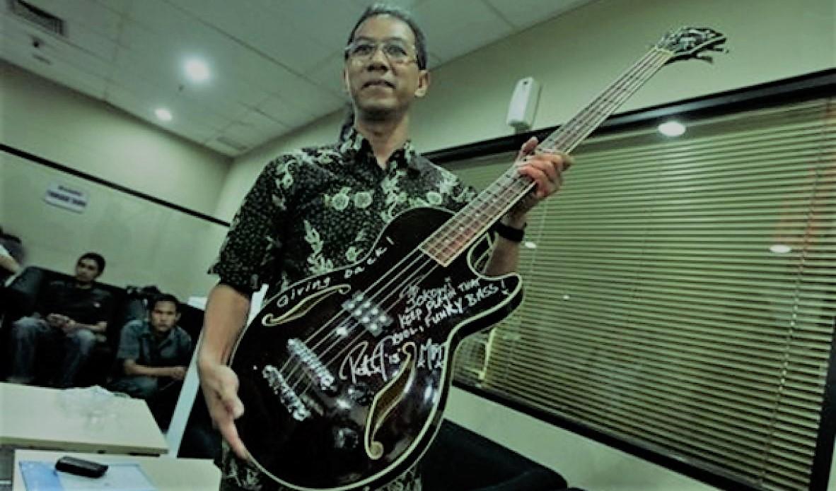 Biografi Heru Budi Hartono Wakil Ahok pada Pilgub DKI Jakarta 2017
