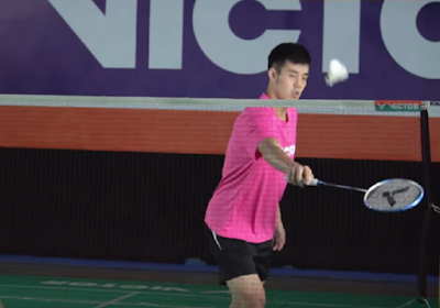 tips cara melakukan teknik pukulan netting dalam bulutangkis