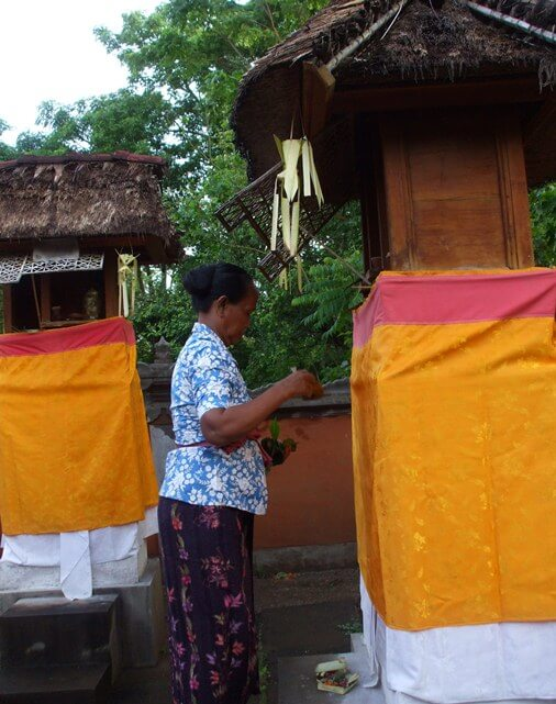 Galungan Day , Galungan and Kuningan Day in Bali , Galungan Day History