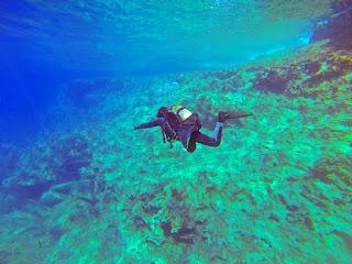 Tekanan Hidrostatik Dibawah Laut