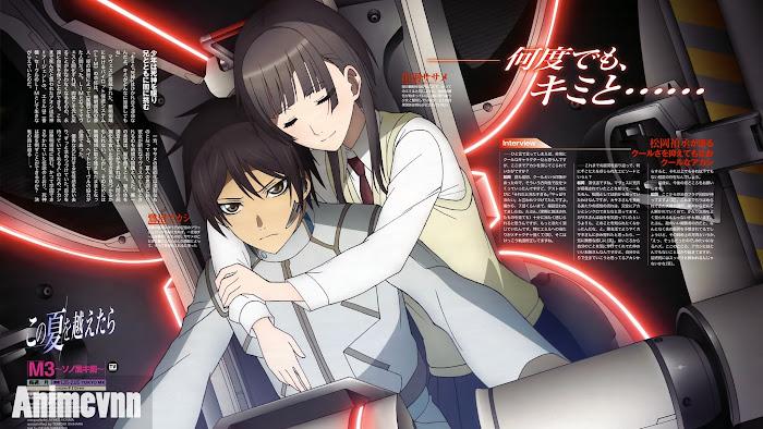 Ảnh trong phim M3: Sono Kuroki Hagane 2