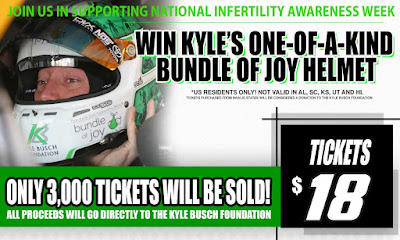 """Win Kyle's Bundle of Joy Helmet"" Raffle"