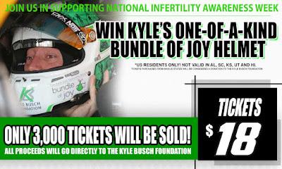 """Win Kyle's Bundle of Joy Helmet"" Raffle"