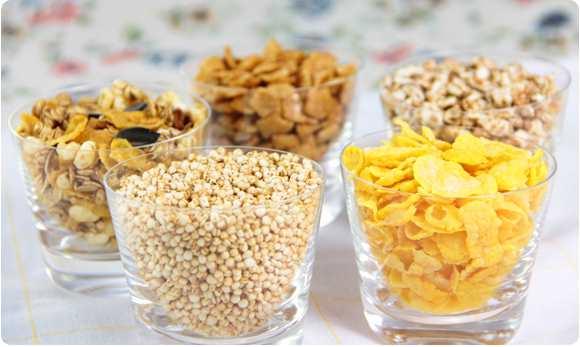 Cereales integrales dietas para adelgazar