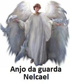 cabala anjo nelcael