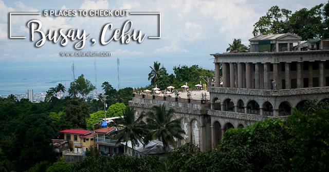 5 Places To Check Out In Busay Cebu