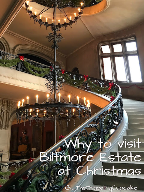 Why to visit the Biltmore Estate during the Holidays