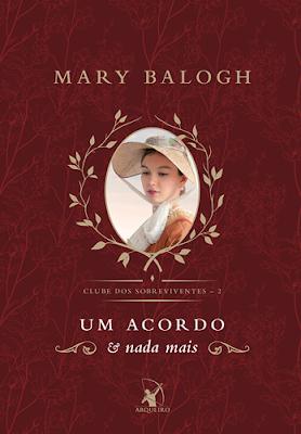 UM ACORDO E NADA MAIS (Mary Balogh)