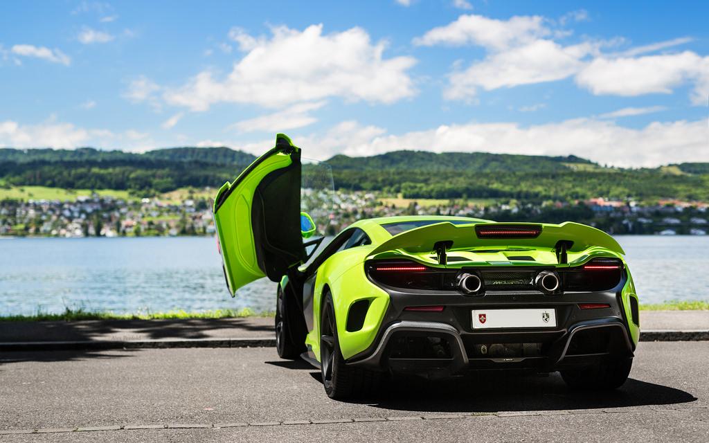 Châu Âu là cái nôi sản sinh siêu xe trên toàn thế giới