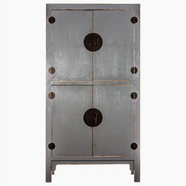 Armario 4 puertas Chino
