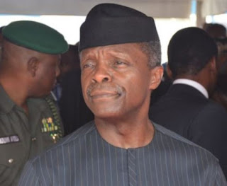 VIDEO : We Are Safe And Sound' - VP Osinbajo Tweets After Surviving Helicopter Crash