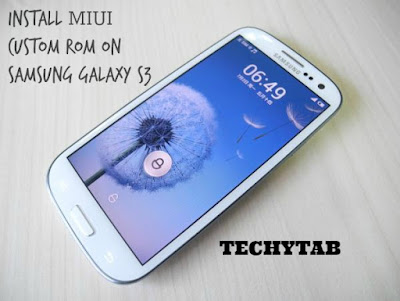 miui for galaxy s3 i9300