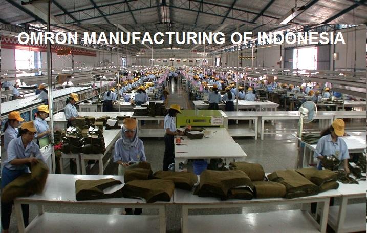 Lowongan kerja PT Omron Manufacturing Of Indonesia (OMI) Via Email
