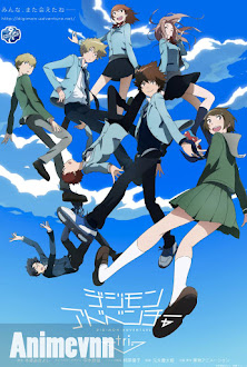 Digimon Adventure Tri -  2017 Poster