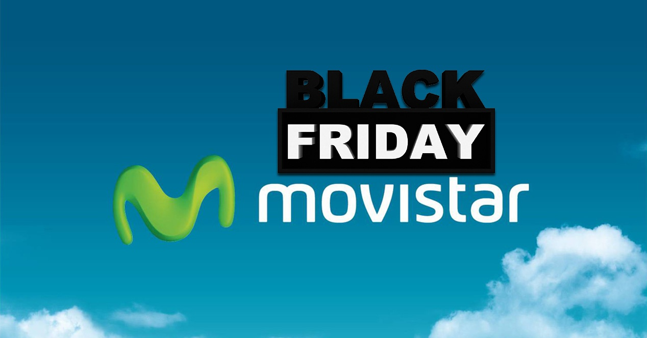 Movistar también anuncia su Black Friday