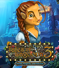 Tales of Lagoona 3: Frauds, Forgeries, and Fishsticks 1