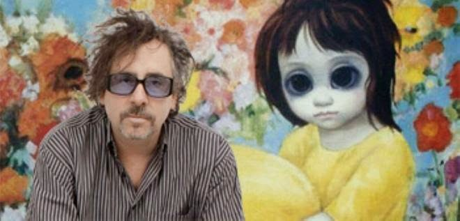 BIG EYES by Tim Burton