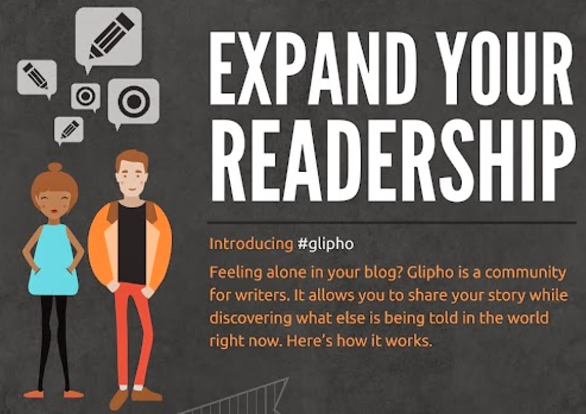 How To Do Social Blogging With Glipho [Infographic]