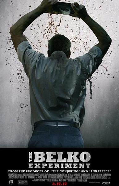 Film The Belko Experiment 2017 Bioskop