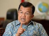 Banyak Berbeda dengan Presiden, JK Tunjukkan ke Rakyat Jokowi tak Punya Kemampuan