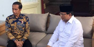 Prabowo maju capres dinilai beri 'tiket gratis' Jokowi untuk 2 periode - Info Presiden Jokowi Dan Pemerintah
