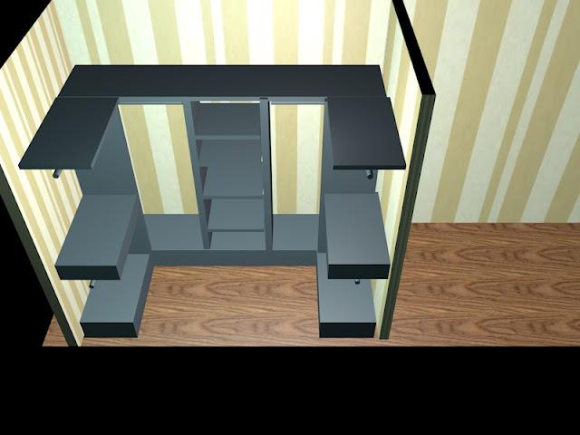 vestidor decoracionwww.lolatorgadecoracion.es