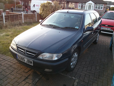 Will a £250 Citroen Xsara make it to Spain and back for