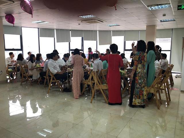 Đặt cỗ ở Nguyễn Hoàng, Mỹ Đình, nấu cỗ tại nhà chị Huệ