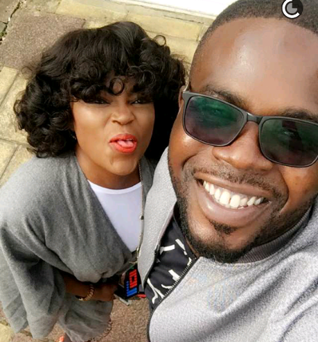 Image result for pictures of funke akindele and her husband