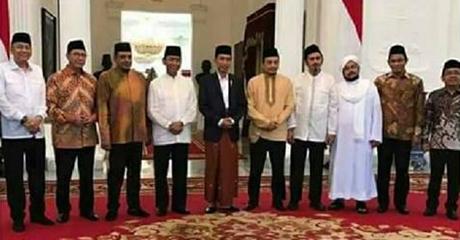 GNPF MUI Puji Keberpihakan Jokowi untuk Ekonomi Umat, Bachtiar Nasir: Luar Biasa