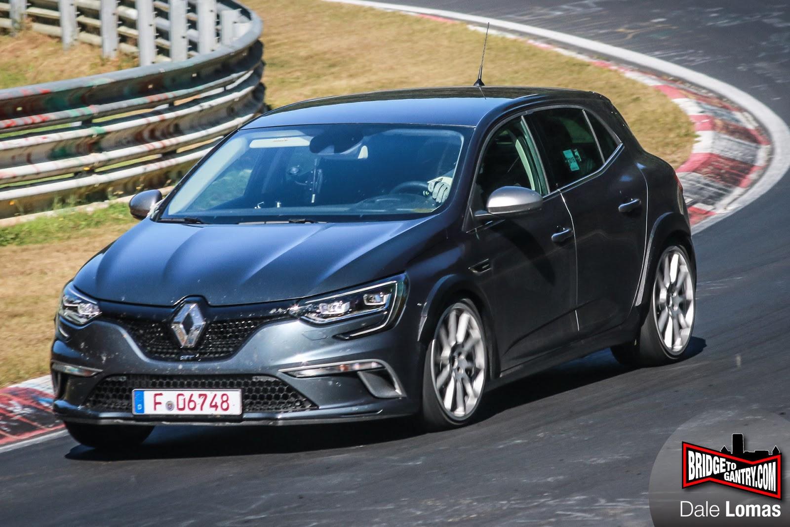 2017 Renault Megane Rs Neue Infos Und Bilder Myauto24 Das