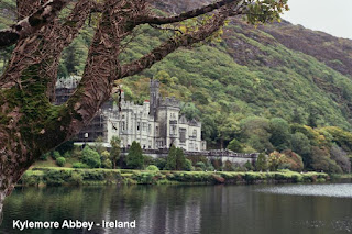 Kylemore Abbey Ireland Connemara