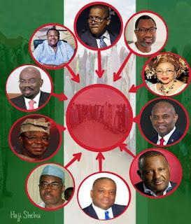 Jadawalin Sunayen Manyan Masu Kudin Nigeria Da Abubuwan Dasu Mallaka