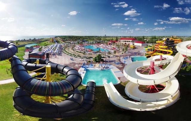 Aqua Park Tours